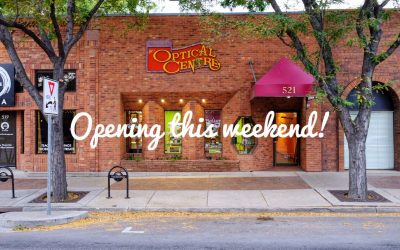 The Optical Centre is Reopening this Weekend!